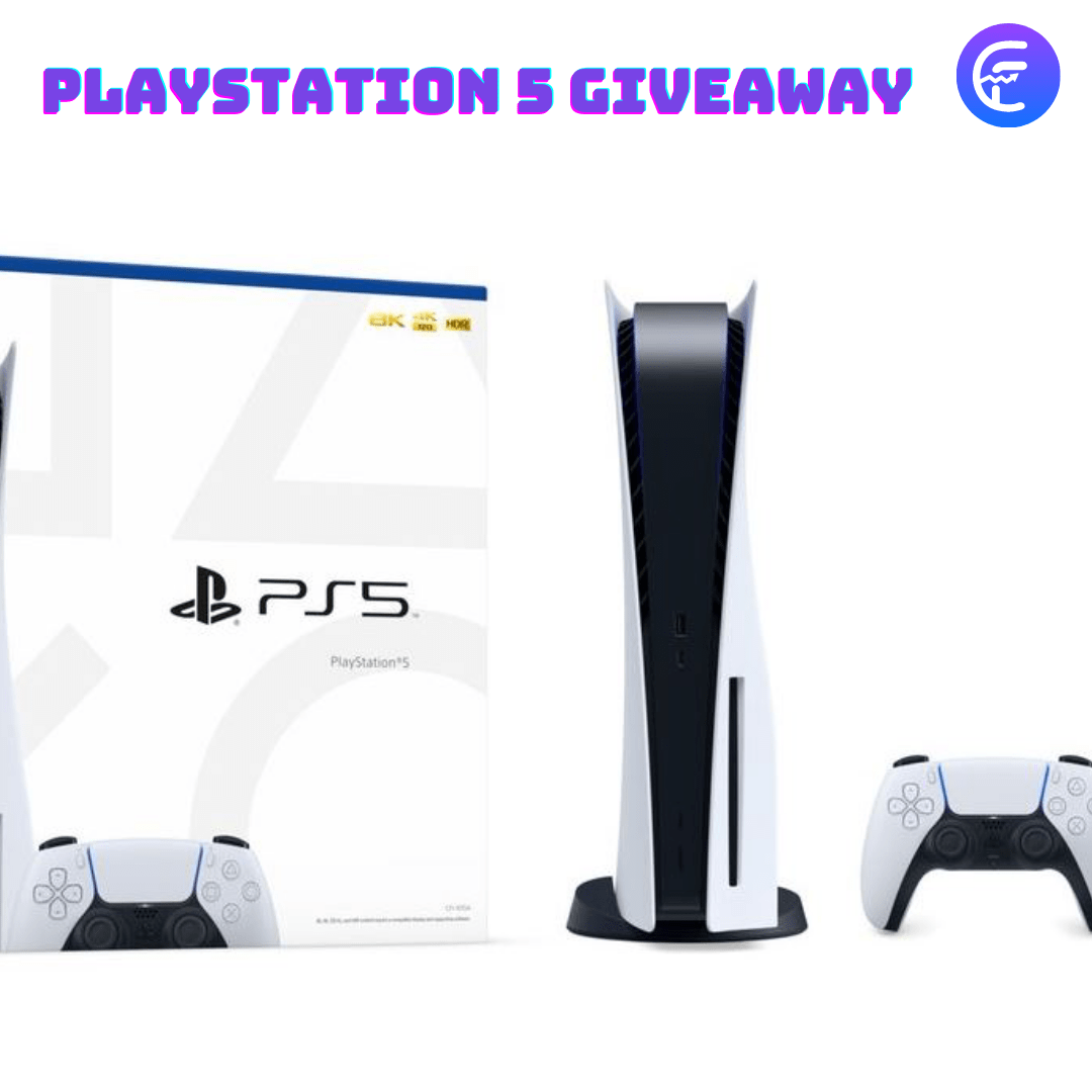 CoinFantasy Sony Playstation 5 Giveaway  {WW?} Giveaway Image