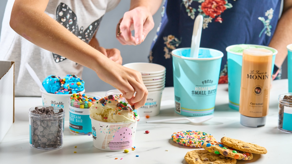 Marble Slab Creamery Sundae Bar Kit Giveaway
