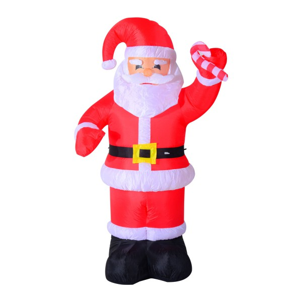 Win a 8 foot Inflatable Santa Claus Giveaway Image