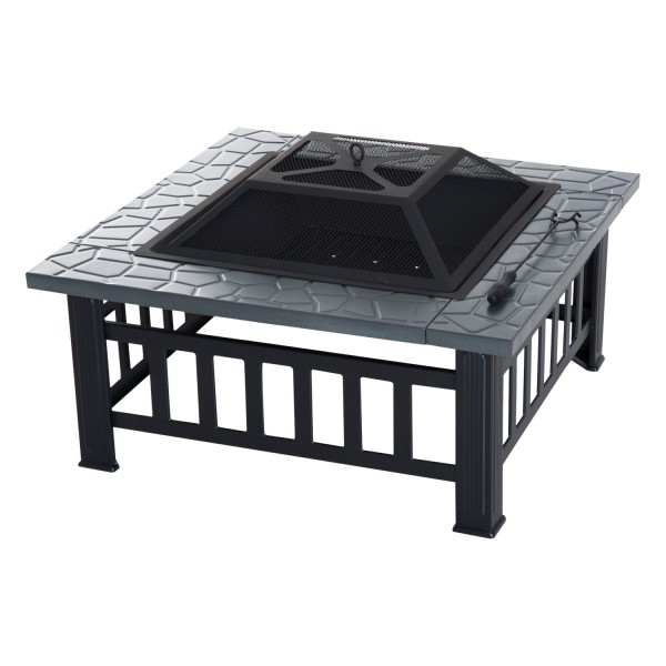 Aosom's Fall Outdoor Fire Pit Giveaway Giveaway Image