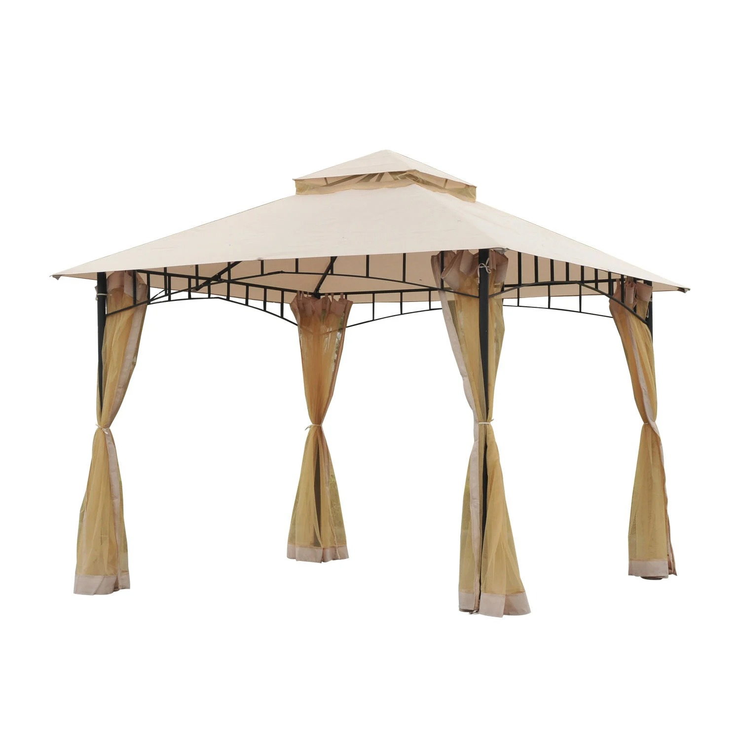 Enter for a chance to win 10' x 10' deluxe outdoor canopy, worth $196. Giveaway Image