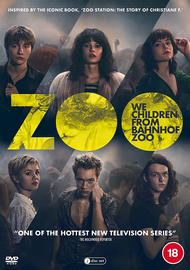 Enter to win a copy of 'We Children From Bahnhof Zoo' in DVD format. Retails at 25 each. 2 Winners! Giveaway Image