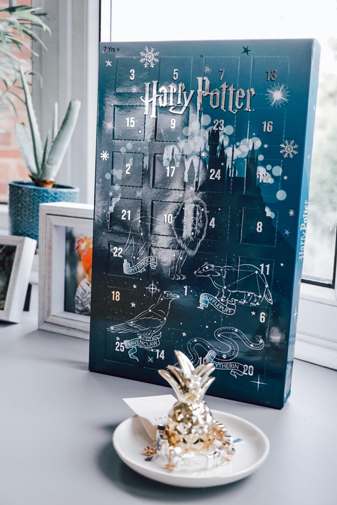 A Harry Potter Advent Calendar 2019