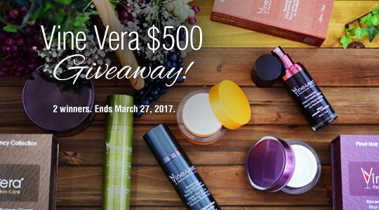 $500 Credit to vinevera.com