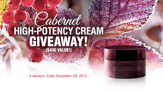 Cabernet High-Potency Cream ($400 value)