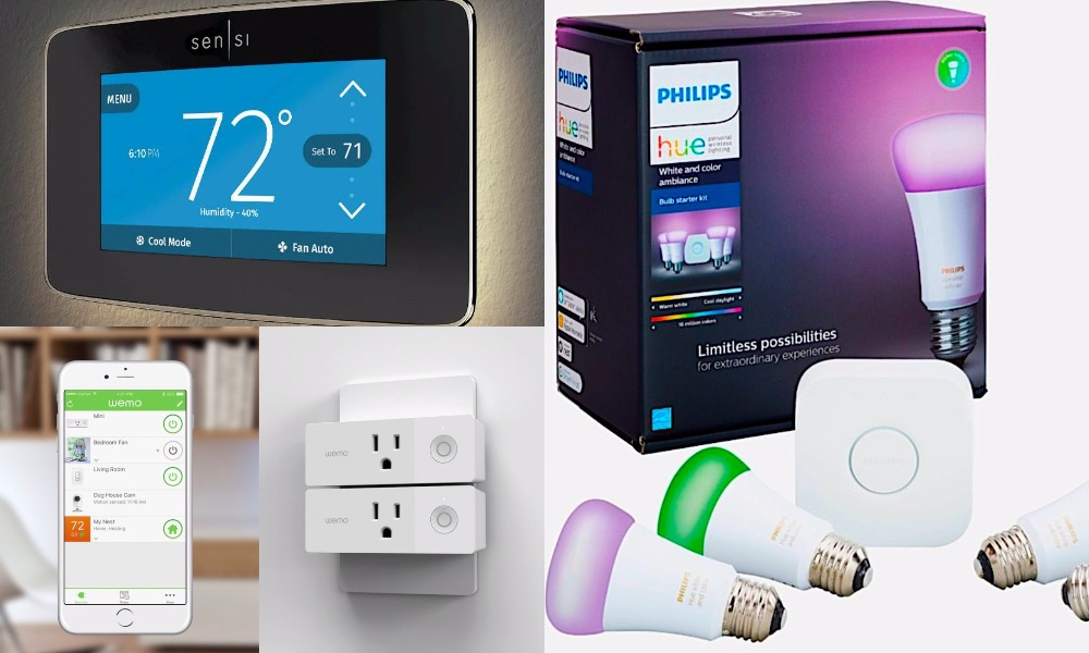iDrop News Smart Home Kit Giveaway Giveaway Image