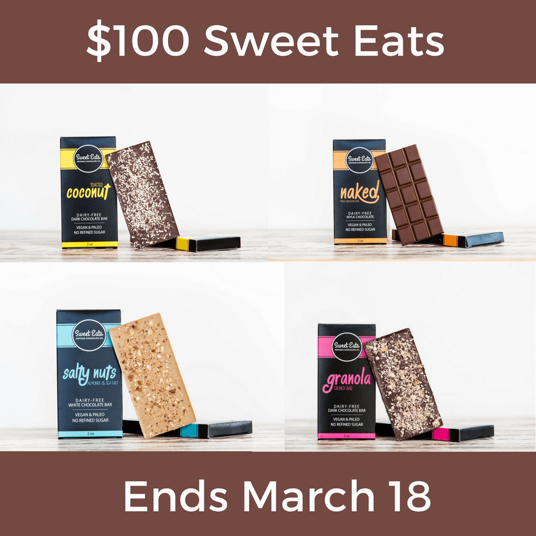 $100 Sweet Eats Chocolate Giveaway