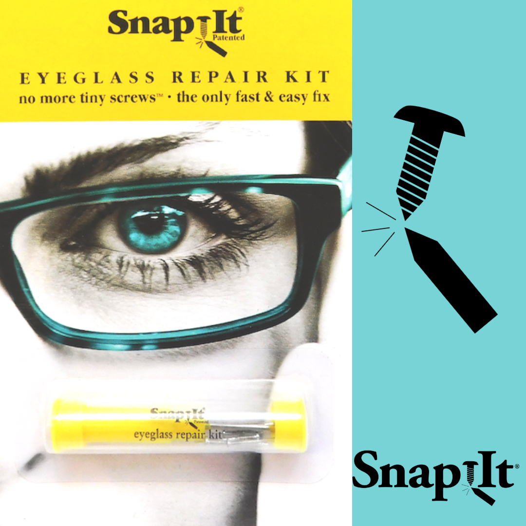 Enter for a chance to win a Snapit Glasses Repair Kit Giveaway Image