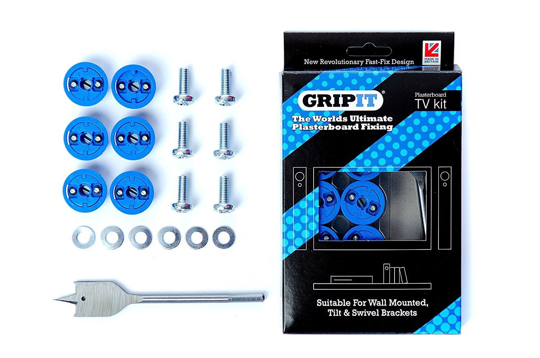 Win the GripIt TV Kit