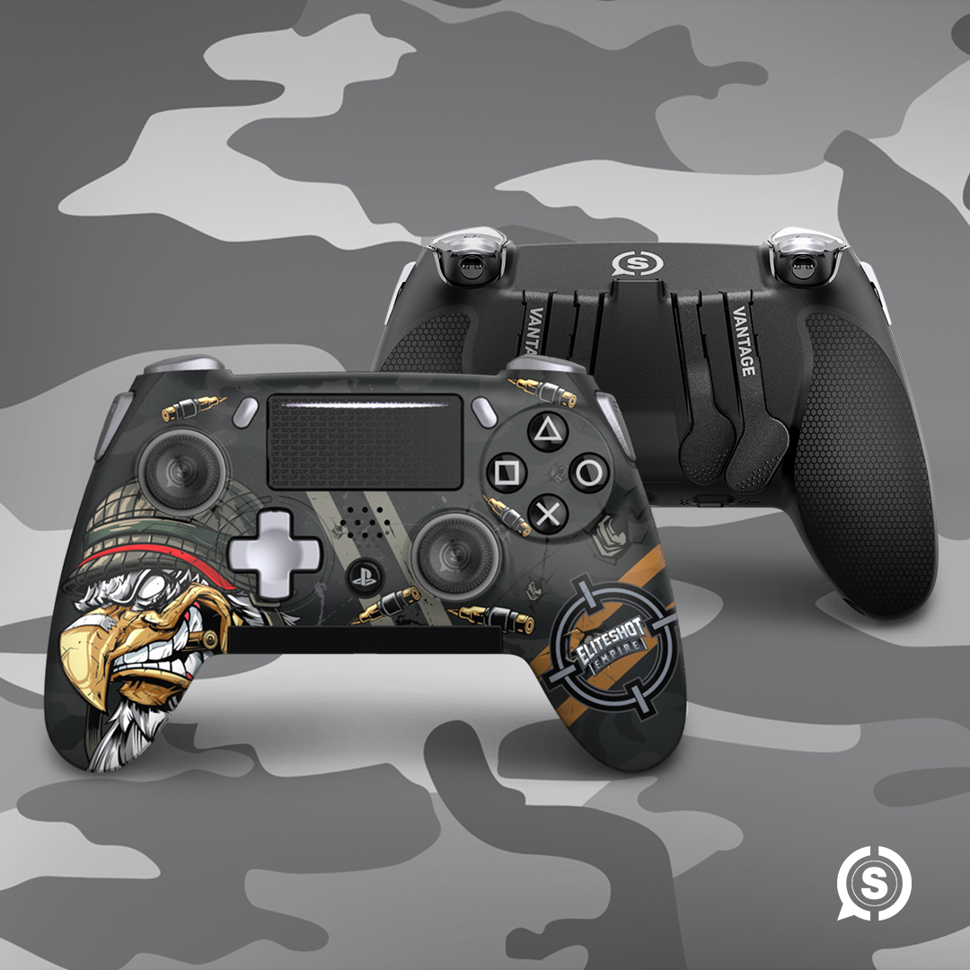Win 1 of 3 Scuf Controllers Giveaway Image