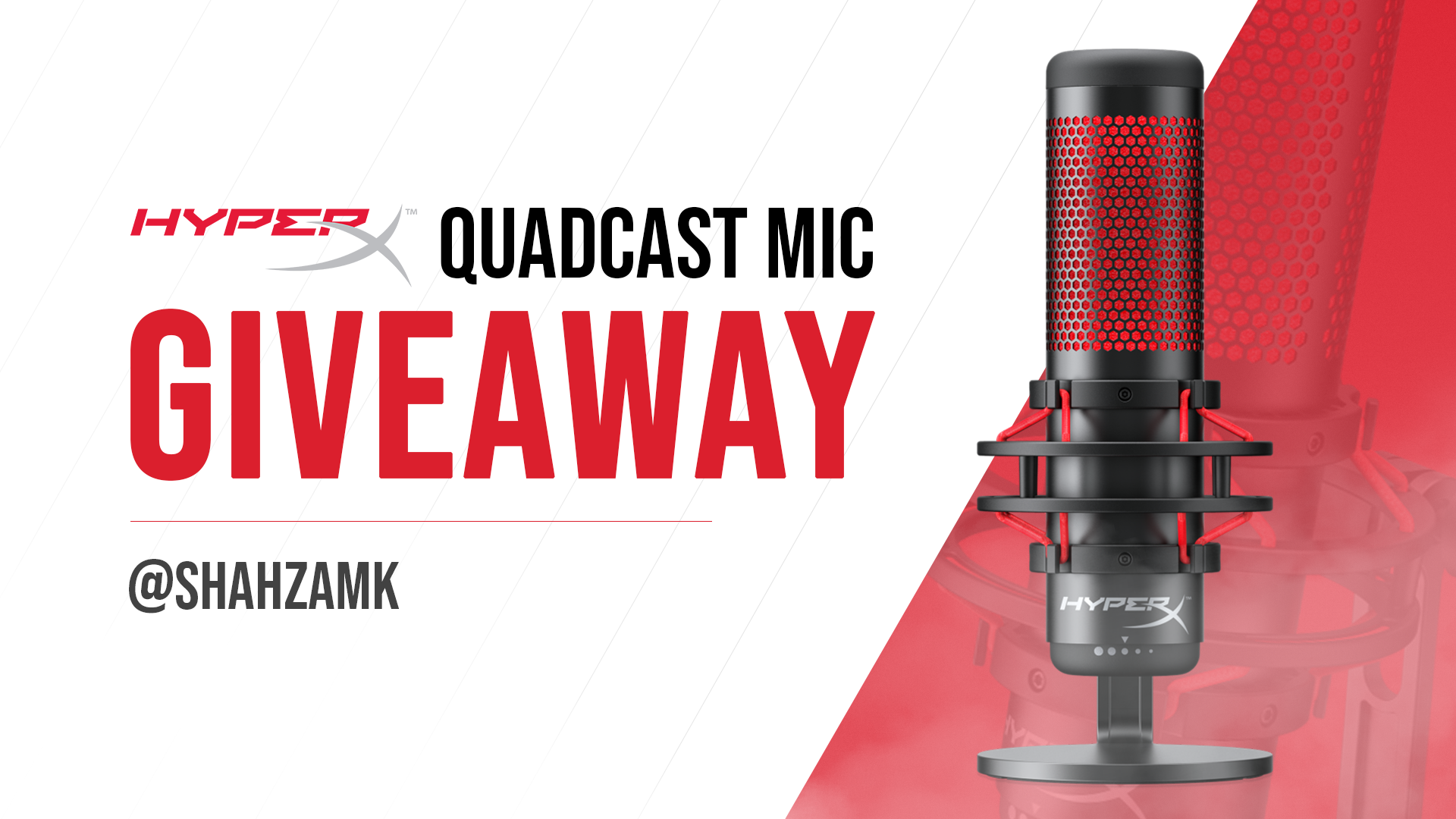 Shahzam HyperX Giveaway {?? Giveaway Image