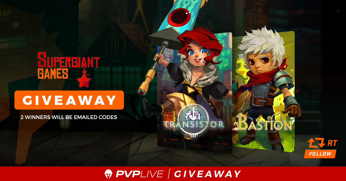 SuperGiant Games Giveaway!
