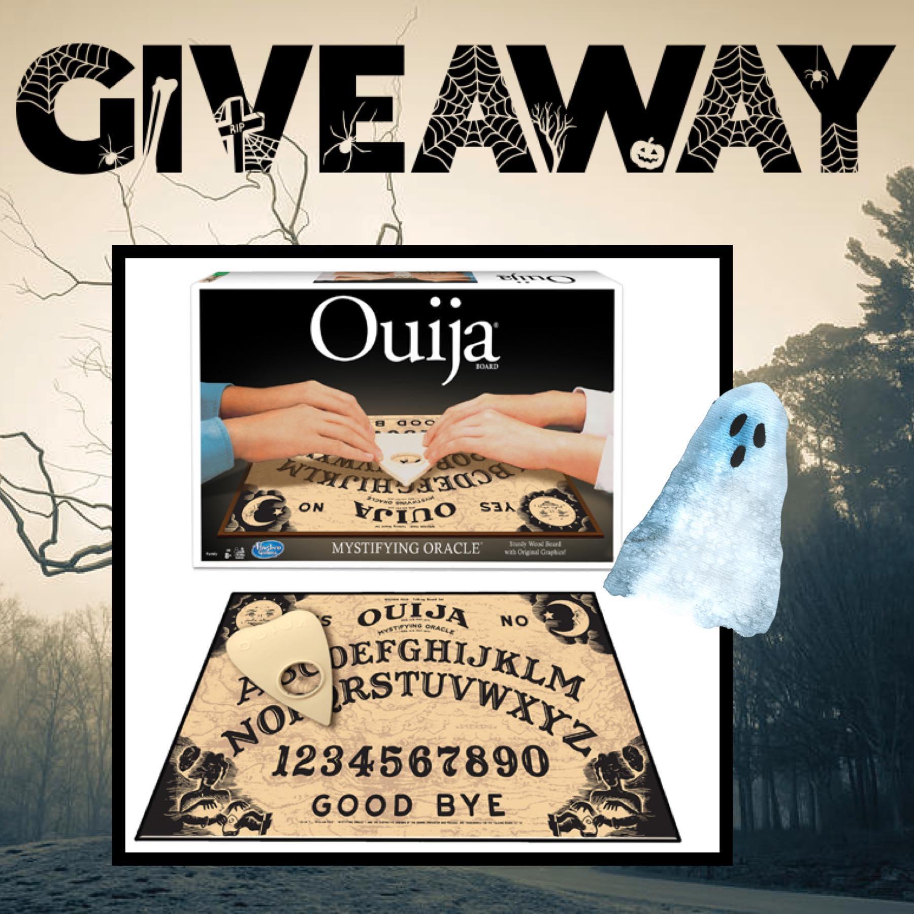 Win a Ouija Board Giveaway Image