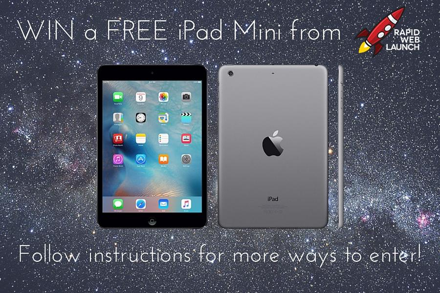Brand Spanking New iPad Mini