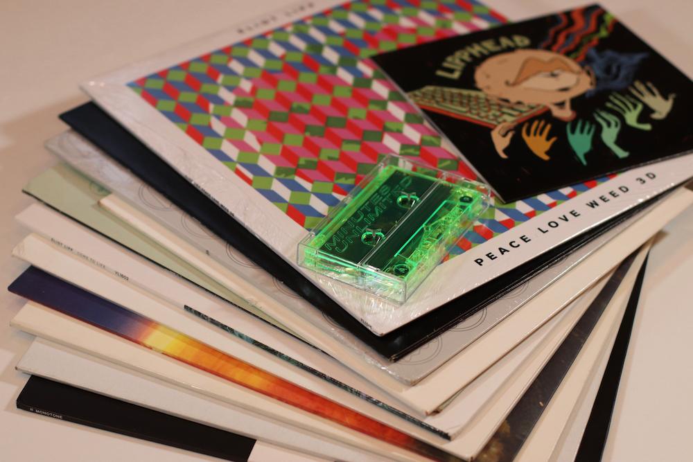 Michna & Eliot Lipp - 12 Pack Vinyl Giveaway