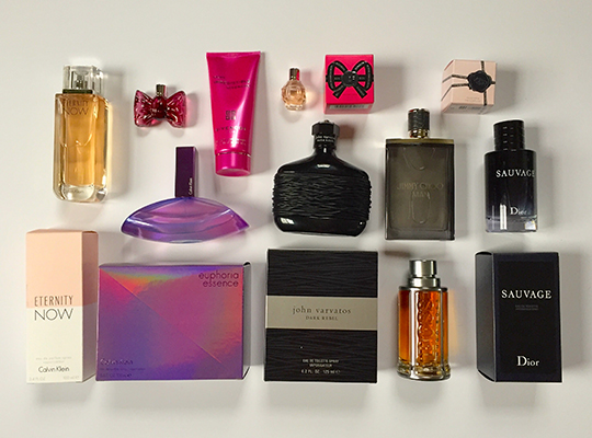 His and Hers Luxe Scent collection
