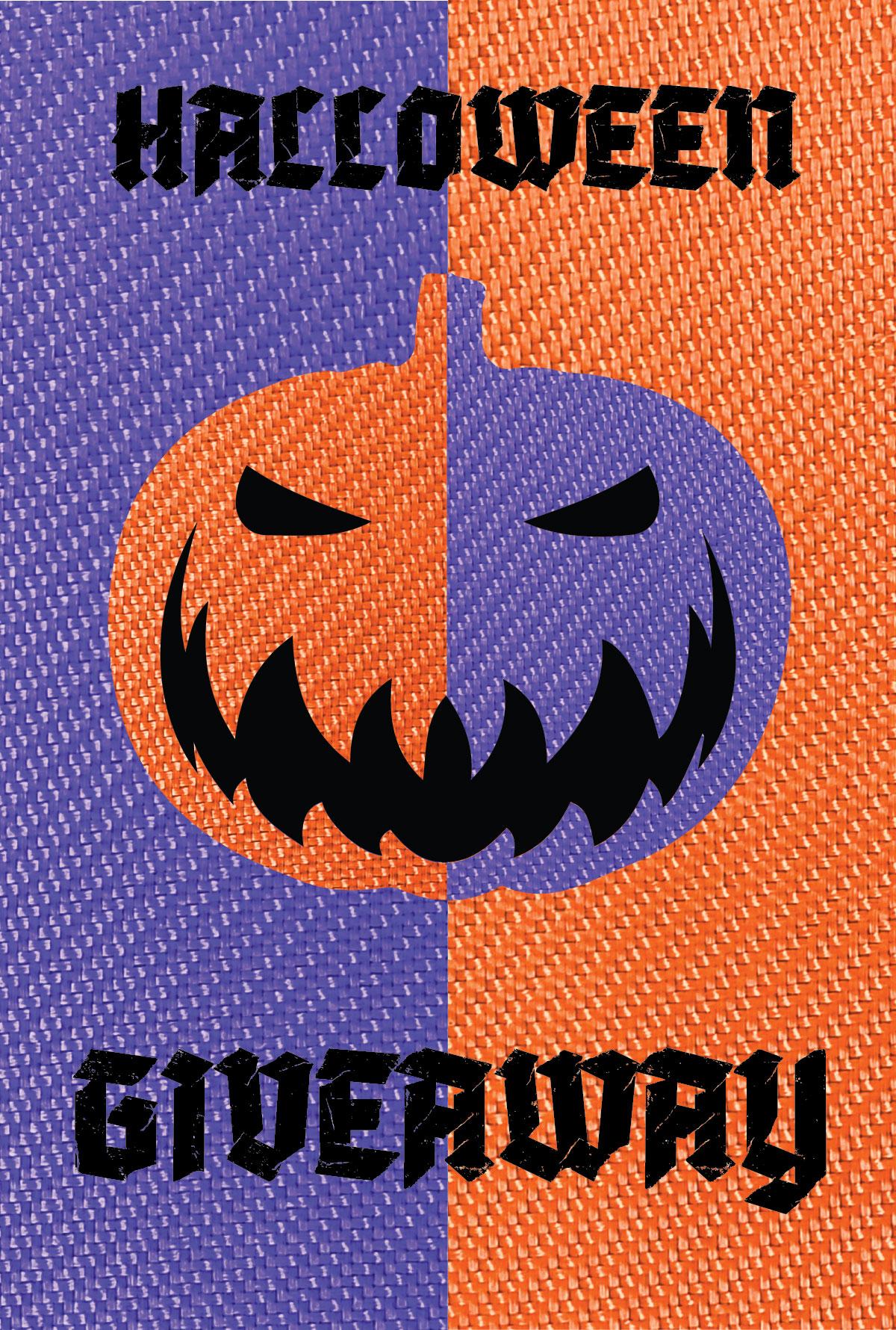 Carbon Fiber Pumpkin Candy Bowl! Halloween Giveaway Giveaway Image