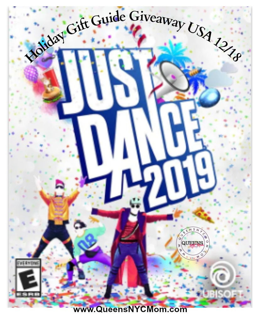 Just Dance 2019 on Console of your Choice Giveaway Image