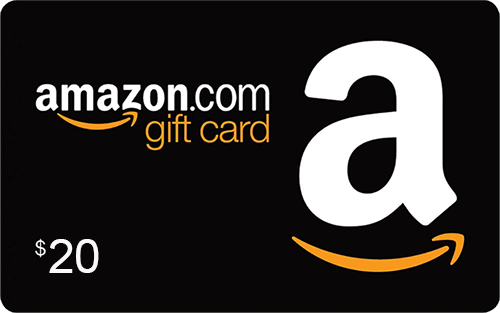 Enter to win a $20 Amazon Gift Card from Andrea Matthews Giveaway Image