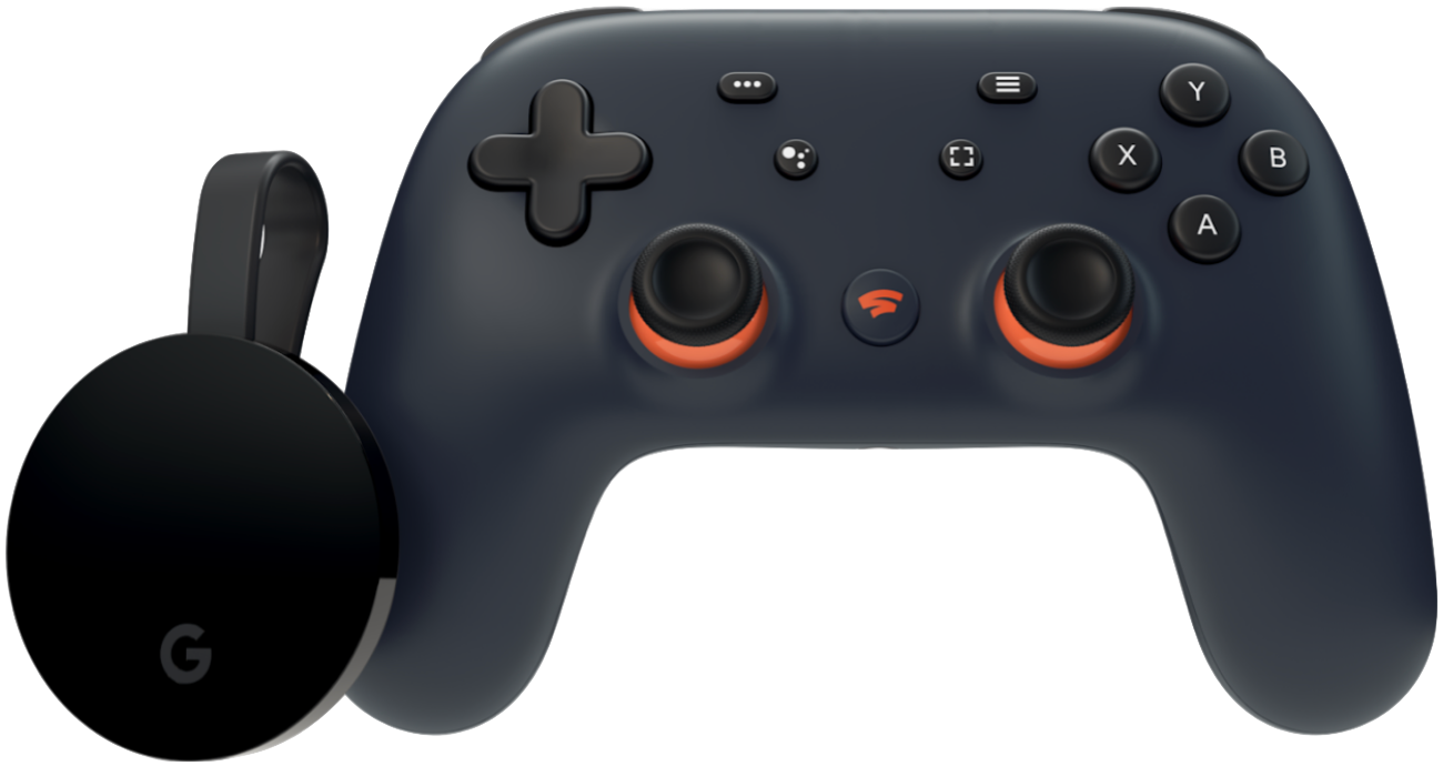 Win a Google Stadia Founder's Edition Bundle! Giveaway Image
