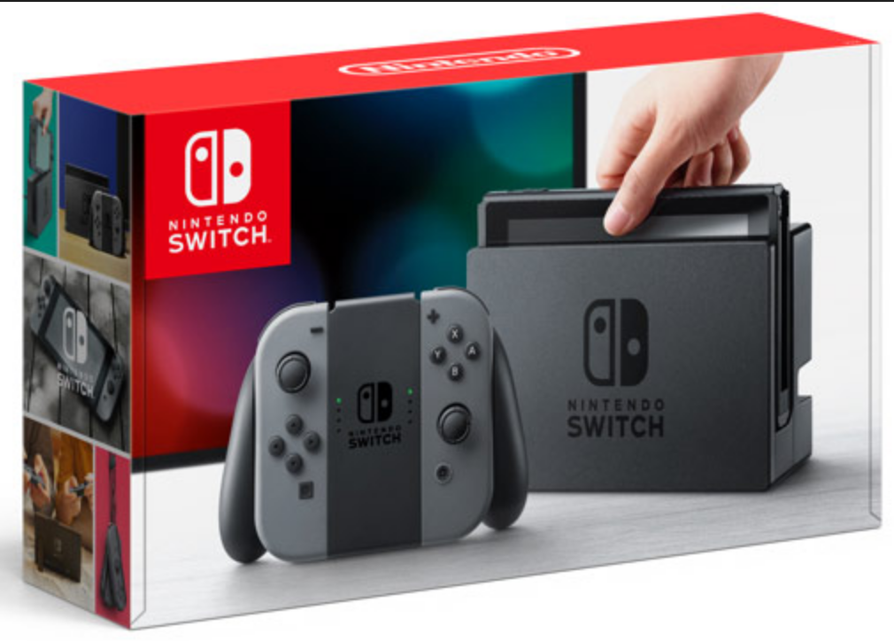 Enter to win a Nintendo Switch from Thrifter!