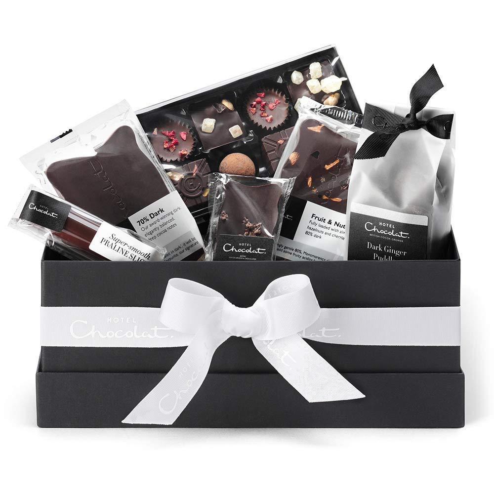 Win a Hotel Chocolat Vegan Chocolate Hamper! Giveaway Image