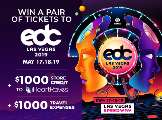 Win $1000 store credit plus trip to Las Vegas! Giveaway Image
