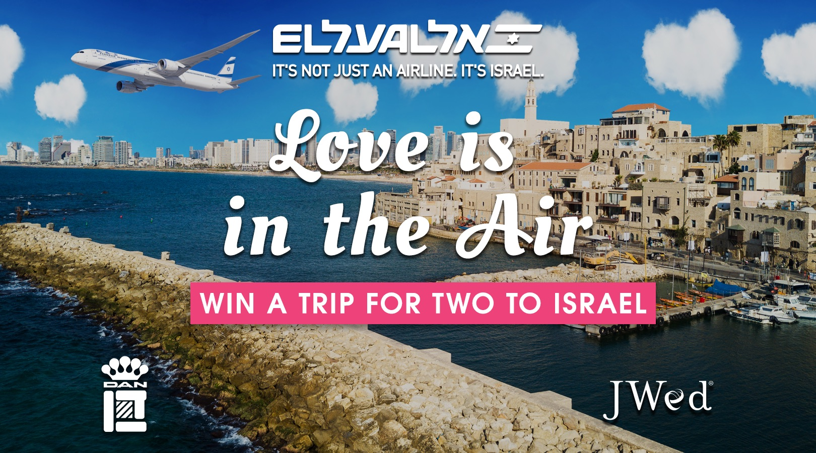 Win a 5-Night Trip for 2 to Israel Giveaway Image
