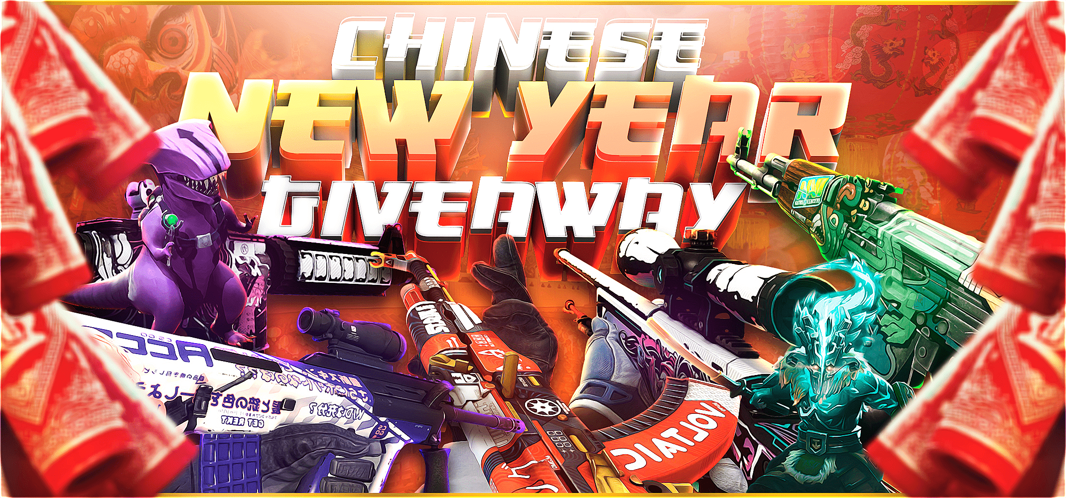 Chinese New Year Giveaway Image