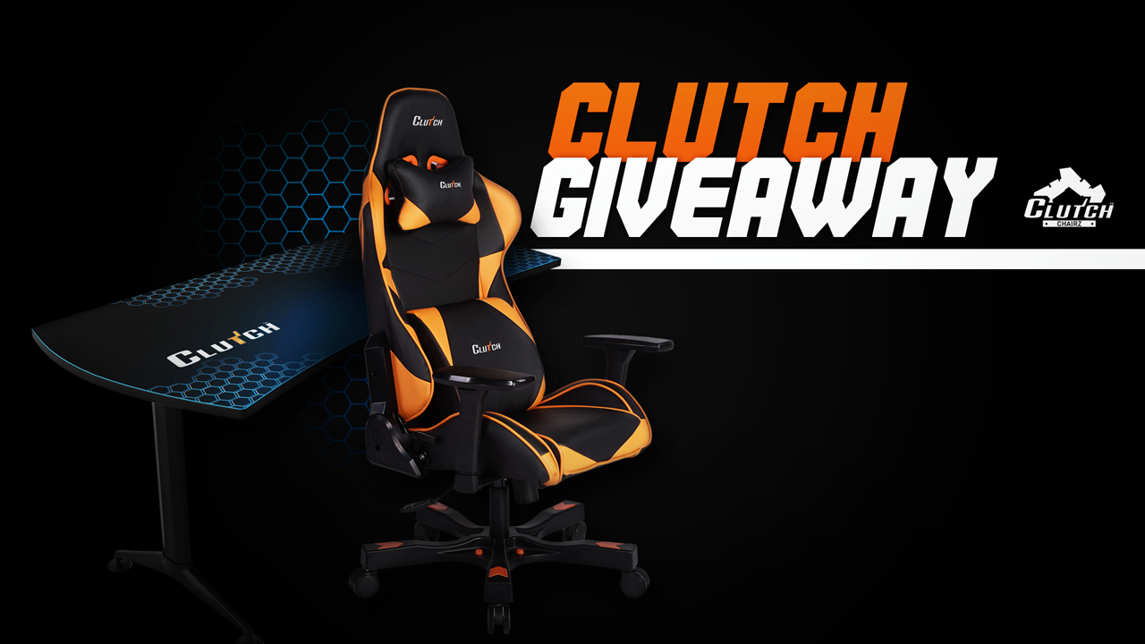 New Year New Setup Giveaway! Giveaway Image