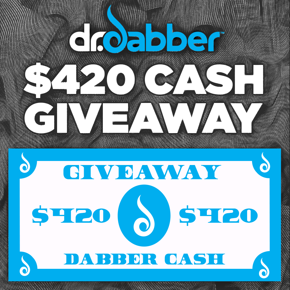 420 Giveaway