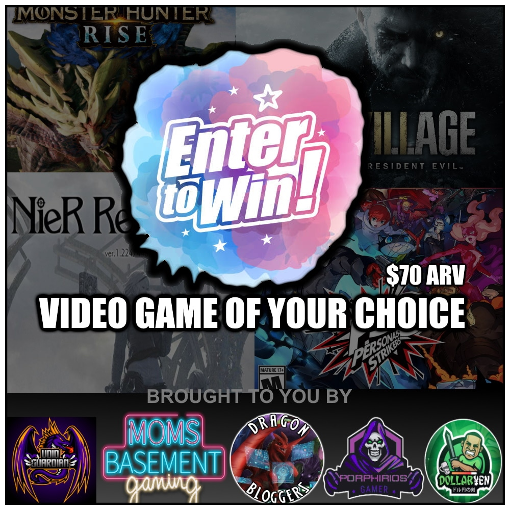 Enter to Win Resident Evil Village or Any Video Game You Want Giveaway Image