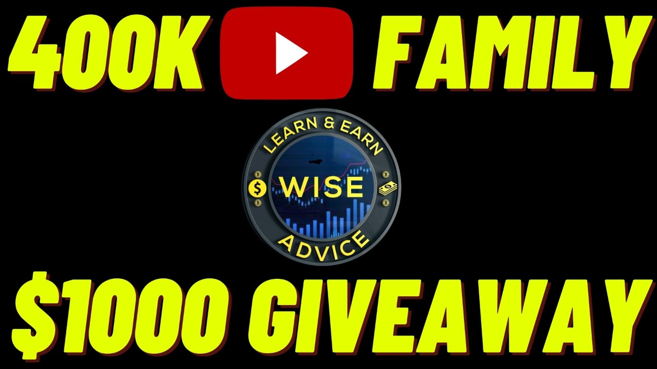 $1000 (50 winners of $20 each) Giveaway Image