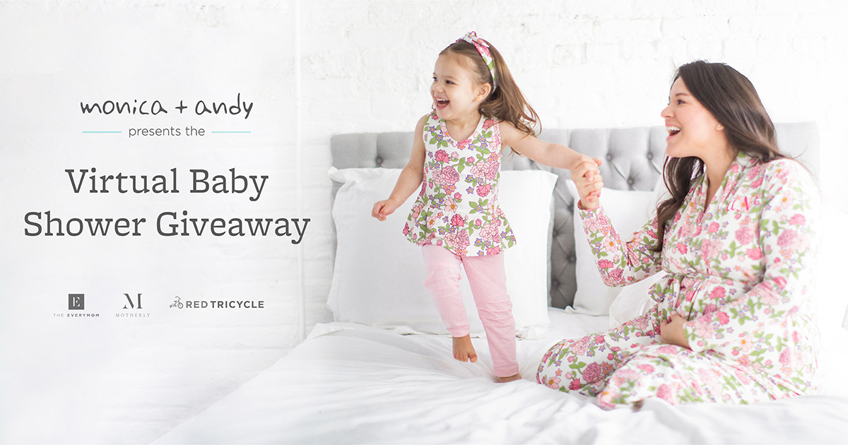 Virtual Baby Shower Giveaway 05/26/2020  Excluding Alaska, Hawaii, and Rhode Island Giveaway Image