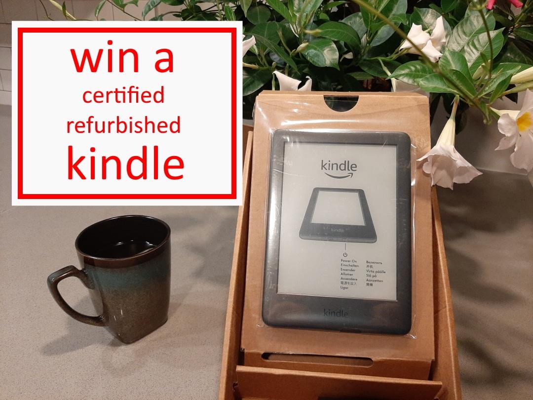 Win a Certified Refurbished Kindle!