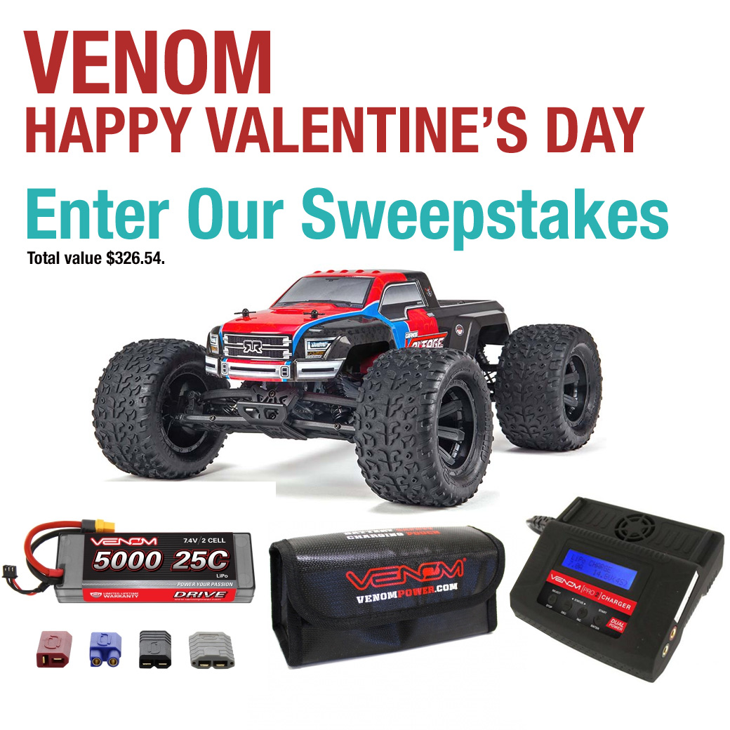 Venom Happy Valentine's Day Bundle