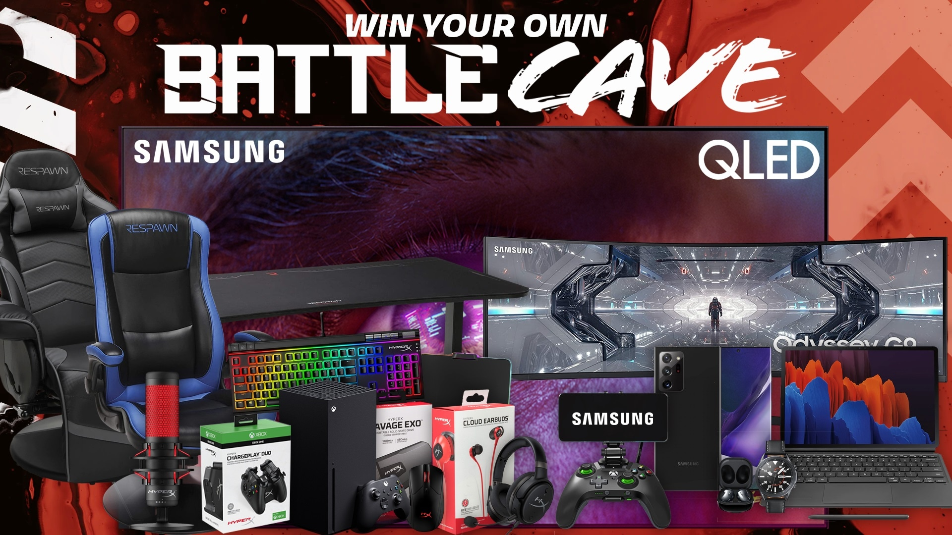 Win your own Battle Cave!!!
