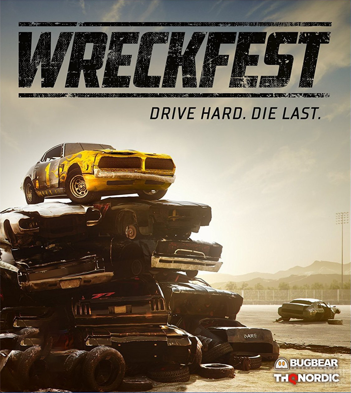 Win Wreckfest For Xbox One