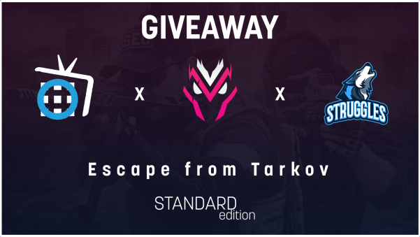 Escape From Tarkov Standard Edition Giveaway | Giveaway Image