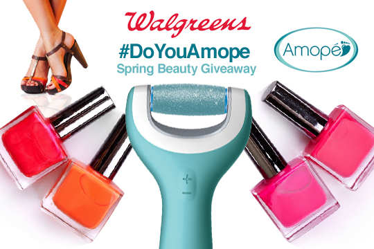 #DoYouAmope Spring Beauty Giveaway