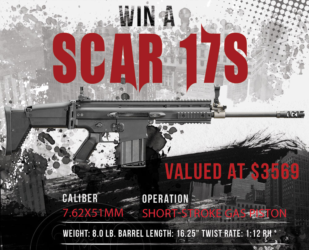 Contest - Win A FN SCAR 17S Rifle