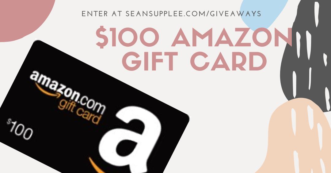 $100 Amazon Giftcard