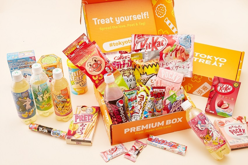 10 WINNERS!! TokyoTreat box   Confirmed by sponsor Giveaway Image