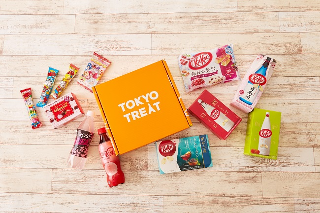 10 Winners TokyoTreat (popular Japanese snacks, drink, party pack, anime snack and the other yummy snacks) Giveaway March Giveaway Image