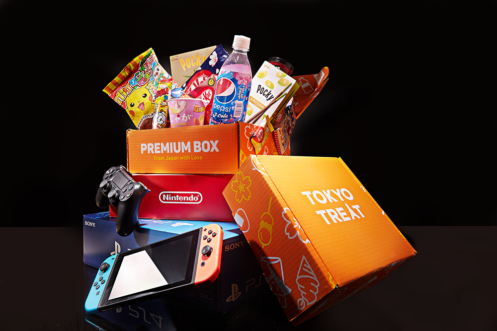Enter for a chance to win a 1-month TokyoTreat Premium subscription box that contains 17 quality Japanese treats including popular Japanese snacks, drink, party pack, anime snack and the other yummy snacks. 10 Winners! Giveaway Image