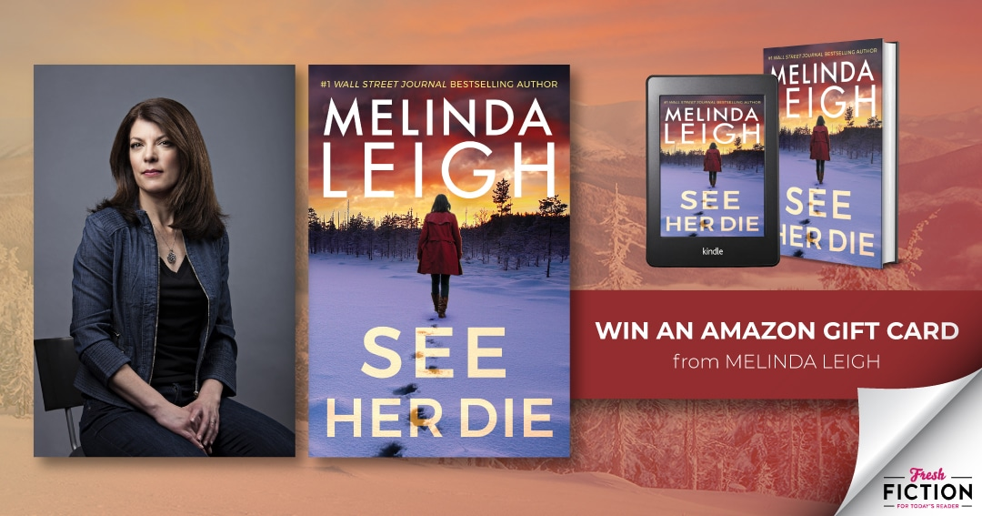 Melinda Leigh - Win a $25 Amazon e gift card! Giveaway Image