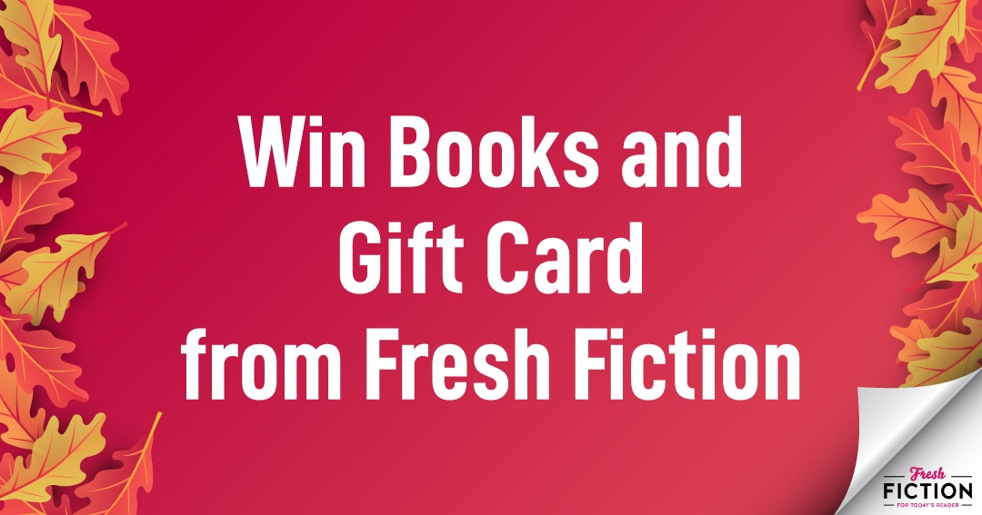 Fresh Fiction -Win a $25 gift card for iTunes / Apple Books! Giveaway Image