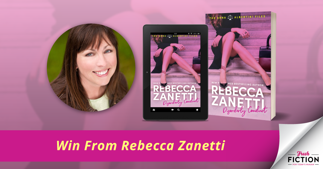 Ready for adventure with Rebecca Zanetti? Win a $25 e Gift Card (winner's choice of book stores)   Exclusions Giveaway Image