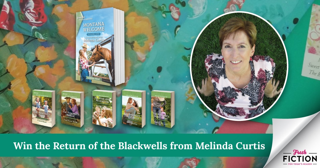Celebrate Blackwell 2.0 by winning the 1st series from Melinda Curtis!