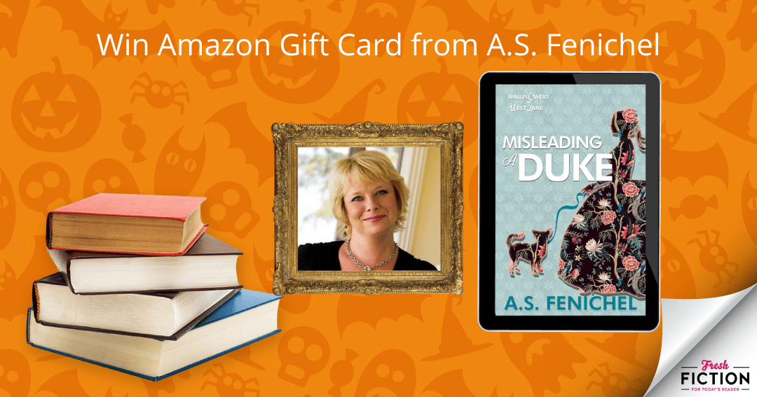A.S. Fenichel - Win a $20 Amazon Gift Card!  Exclusions Giveaway Image